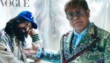 """Elton John's New Designer """"Doesn't Give a F**k What People Think"""""""