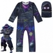 Fortnite Raven Cosplay Costumes
