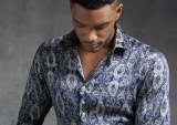 Hawes and Curtis Release Limited Luxury Silk Shirts!