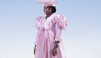 Herero Tribe Remembers Genocide Through Victorian Dress