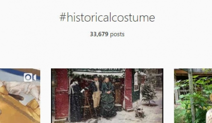 How to Use Instagram as a Costumier