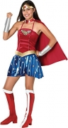 Rubie's Justice League Teen Wonder Woman Costume