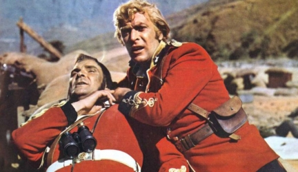 Michael Caine and Stanley Baker's Zulu Costumes Just Sold on Ebay