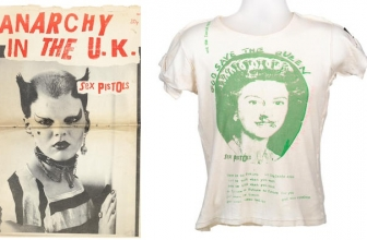 Legendary Punk Memorabilia For Sale