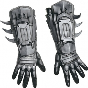 Deluxe Adult Batman Latex Gloves