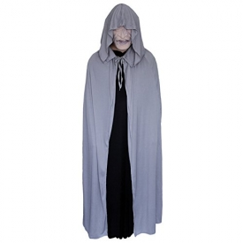 Gray Adult Elven Cloak – Lord of the Rings