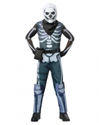 Fortnite Skull Trooper Cosplay