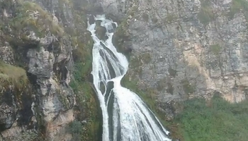 What Do You See in This Waterfall?